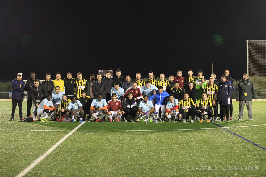 CE Altafulla - FC Tarraco