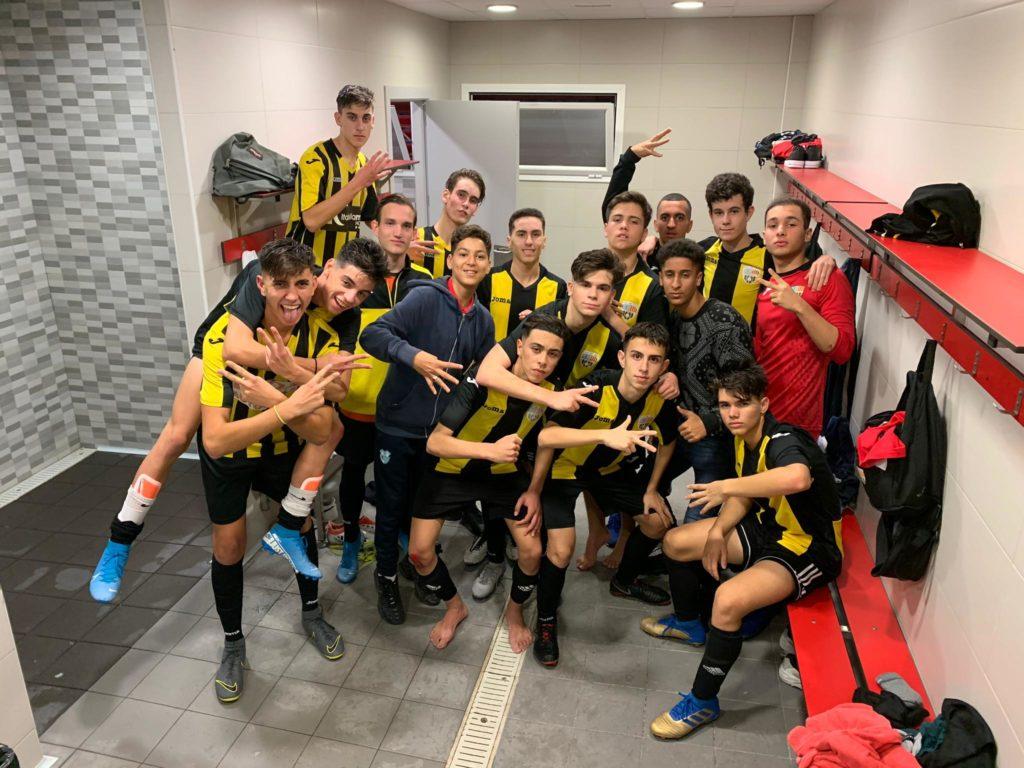 CEAltafulla Juvenil 2019/2020 Partit contra Pla de Santa Maria