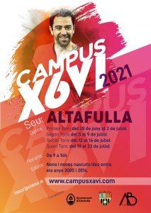 Campus Xavi Altafulla